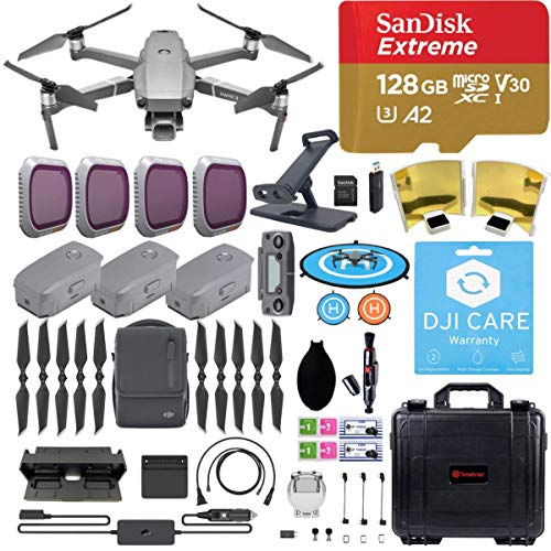 DJI Mavic 2 Pro Drone Quadcopter with