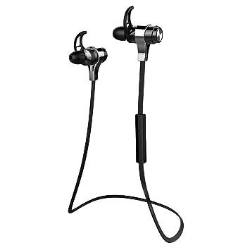 Auriculares inalámbricos deportivos ZEALOT H2 Auricular Bluetooth inalámbrico Auriculares deportivos corrientes Audífonos Wearable con micrófono incorporado