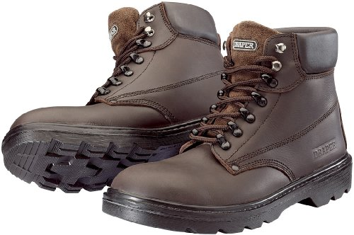 Draper 49412 Safety Boots To S3 - Size 12/47
