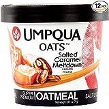 Umpqua Oats All Natural Salted Carmel Meltdown Oatmeal 2.61 Oz. Cups 12-pack - COS by Umpqua Oats