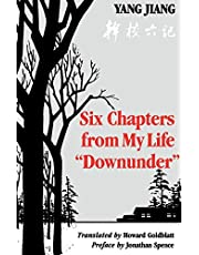 Six Chapters from My Life ?Downunder?