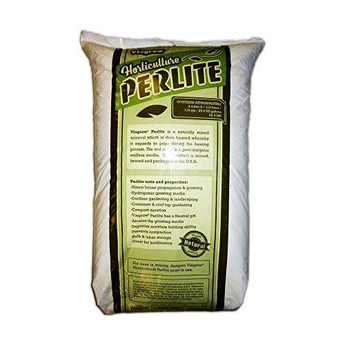Viagrow 4 cu. Ft. Perlite - hydroponic growing media
