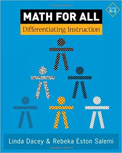 Amazon Math For All Differentiating Instruction Grades K 2