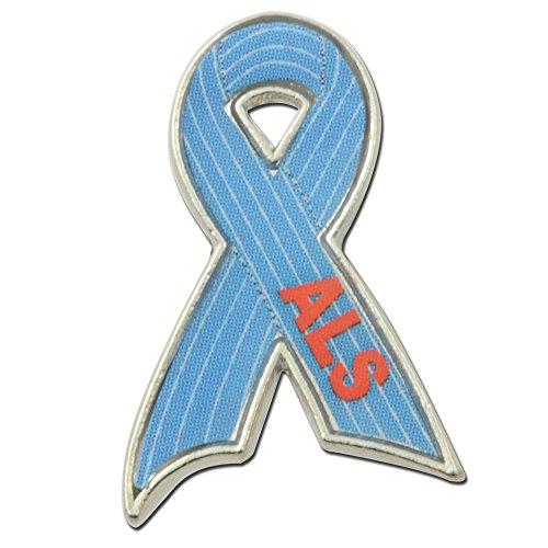 ALS Awareness Ribbon (Qty: 1) -