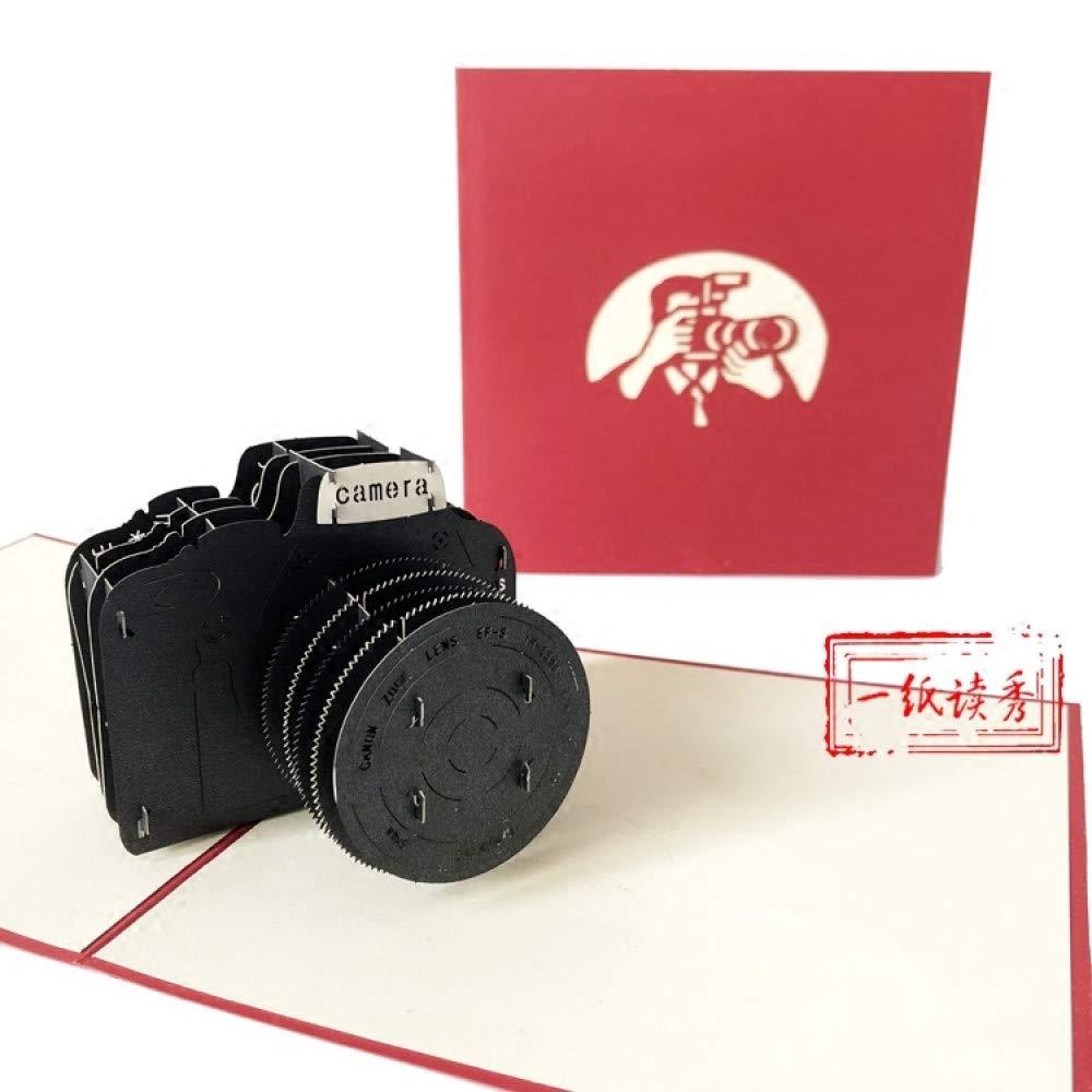JSGJHK Tarjeta Canon de Navidad Cámara SLR Estéreo Manual de ...