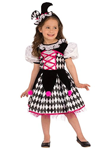 Rubie's Jester Girl Child's Costume, Small ()