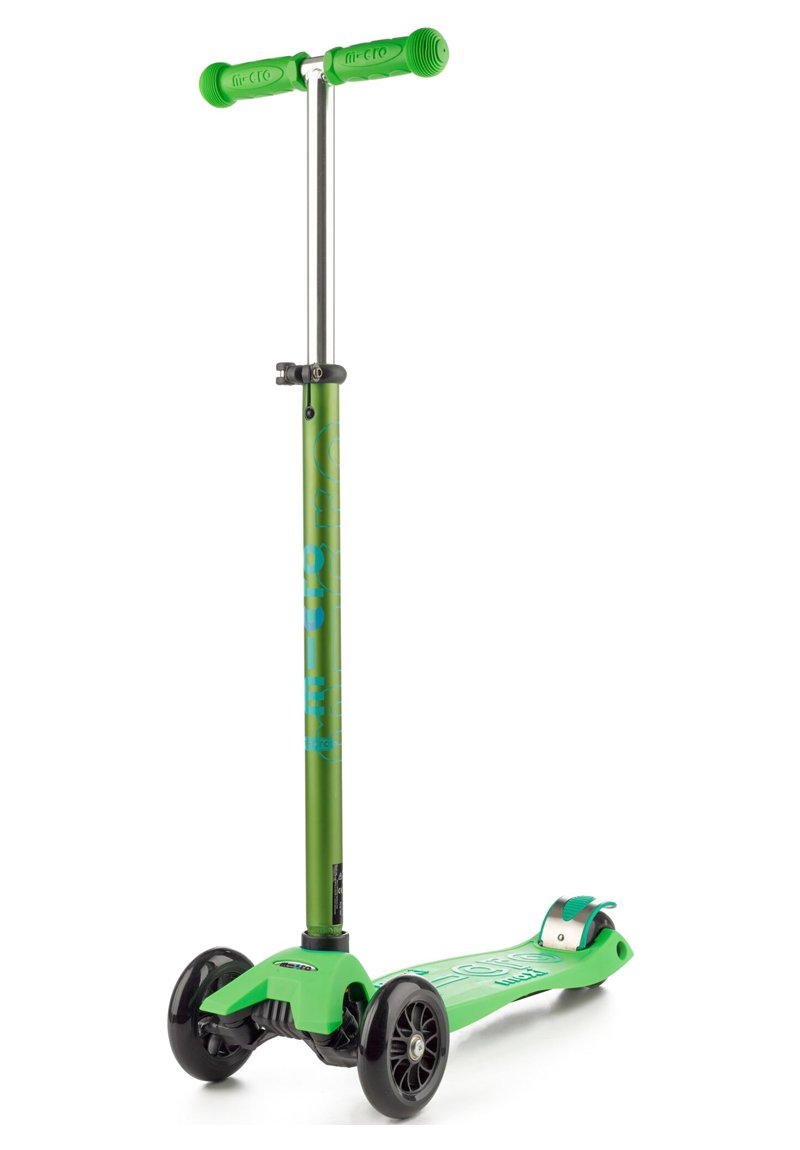 Micro Maxi Deluxe Kick Scooters (Green)