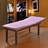 LWZY Linens Massage table sheet,waterproof sheets,spa linens,set of 2,special sheets for beauty sheets/massage the body sheet-E 180x120cm(71x47inch)