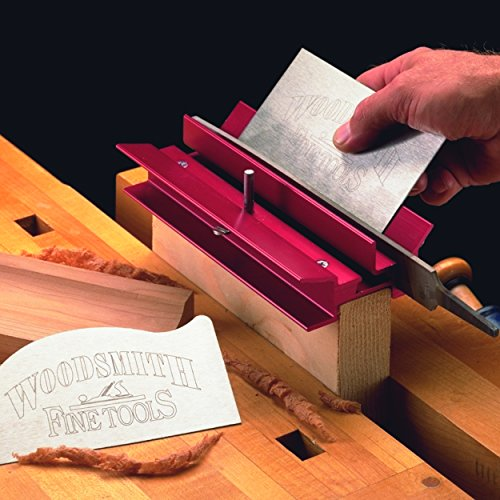 Woodsmith Scraper Sharpening System (Burnisher Files)