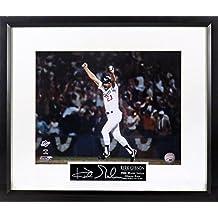 "LA Dodgers Kirk Gibson ""World Series HR"" 11x14 Photograph (SGA Signature Series) Framed"