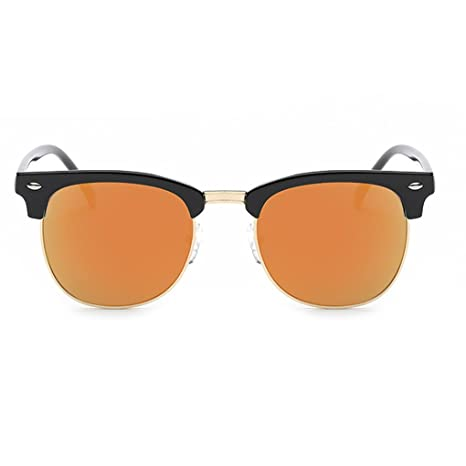 LUFA Pellicola a colori occhiali da sole unisex di protezione UV400 Eyewear Viaggi 682g7y57F