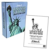 Harris USA Liberty Stamp Album with Pictures / Illustrations Part C 2007-2012