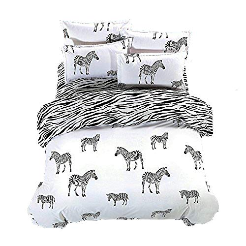 (Bed Set Bedding Set Duvet Cover Without Comforter Flat Sheet Pillow Cases No Comforter 3pcs Twin Sheets Set 59