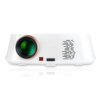 Proyector DLP HD1080P 3500 lúmenes WiFi 3D para Cine en casa ...