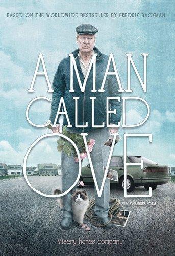 A Man Called Ove [Blu-ray] Bahar Pars Rolf Lassgård Filip Berg Hannes Holm