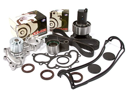 Evergreen TBK240VCT Fits 93-95 Toyota T100 4Runner Pickup 3.0 SOHC 3VZE Timing Belt Kit Valve Cover Gasket Water Pump