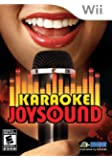 Karaoke Joysound Software - Wii