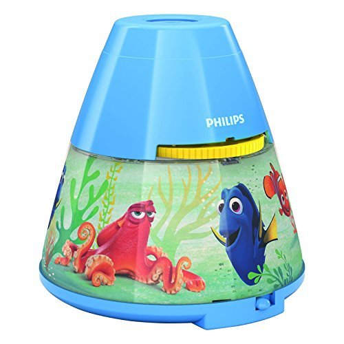 Disney Finding Dory 2-in-1 Projector and Night Light (717699016)