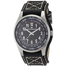 Tom Tailor Men's Quartz Watch 5407301 with Leather Strap