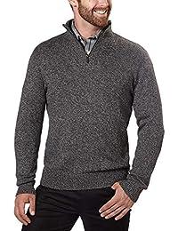 Men's ¼ Zip Sweater