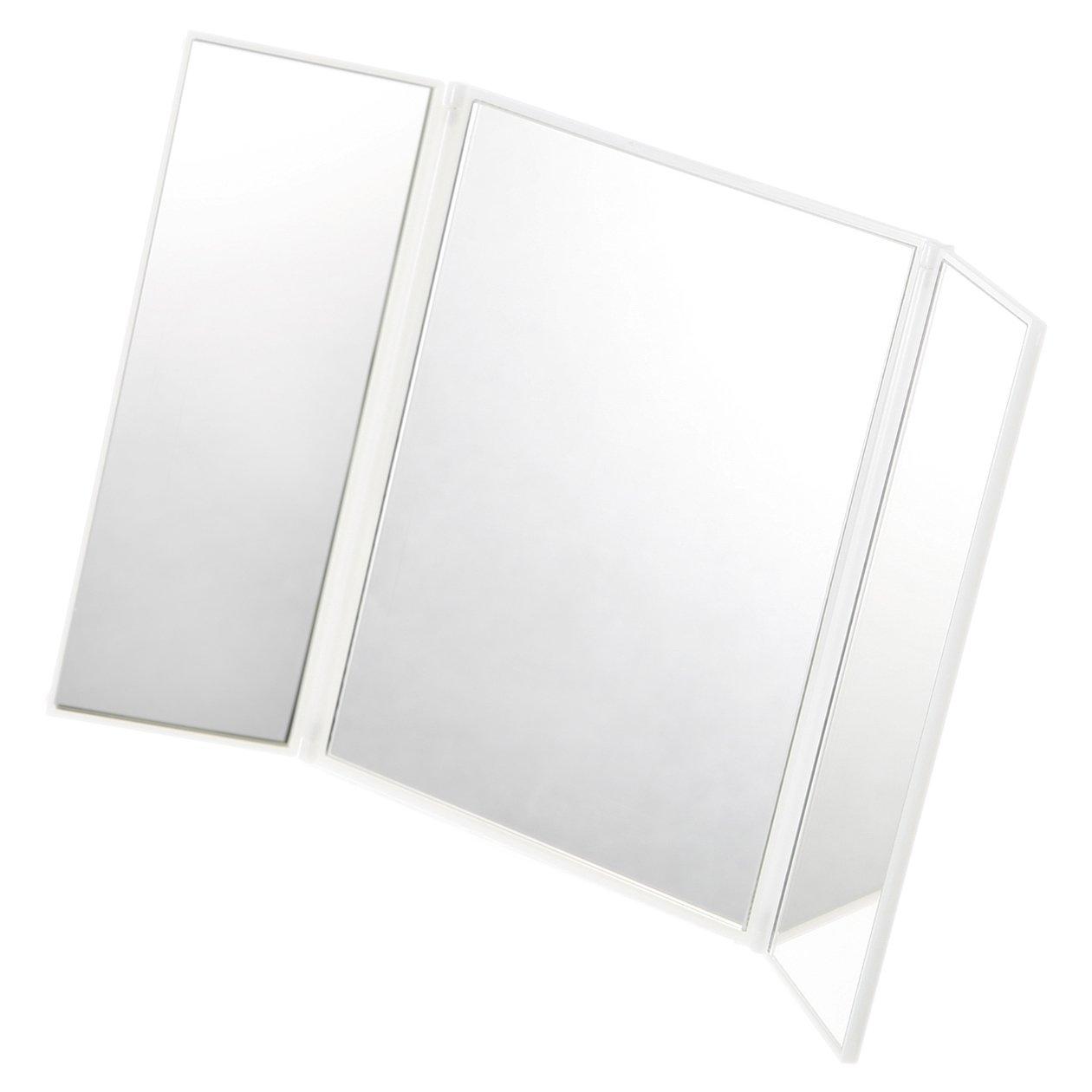 MUJI Folding Three Panel Mirror