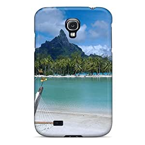 Snap-on Case Designed For Galaxy S4- Le Meridien Resort Bora Bora