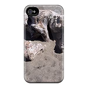 Faddish Phone Driftwood Case For Iphone 4/4s / Perfect Case Cover
