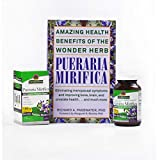 Nature's Answer Pueraria Mirifica 60 Veggie Capsules and Paperback from Dr Passwater