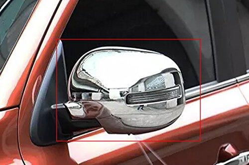 Chrom Spiegel Blenden Spiegelkappen