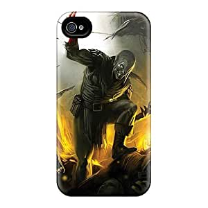 Iphone 6 Cases Covers Skin : Premium High Quality Green Goblin I4 Cases