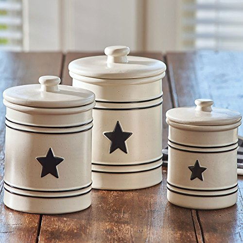 Park Designs Country Star Canister Set