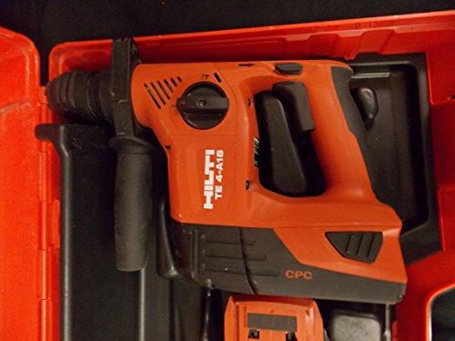 Nicd Hammer Drill - Hilti TE 4-A18 3462776 18V NiCd 1/2