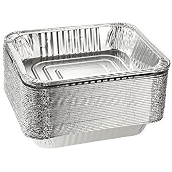 Amazon Com Half Size Disposable Aluminum Foil Steam Table