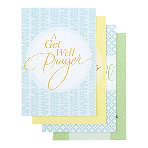 Get Well - Inspirational Boxed Cards - Large Print (Well Cards Boxed)