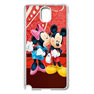 Samsung Galaxy Note 3 Cell Phone Case White_Mickey Mouse (18) Nhxnb