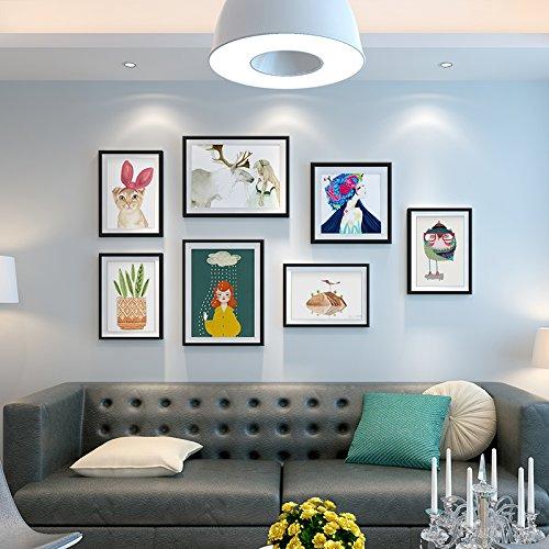 Die Box ist aus zu einem fabelhaften Restaurant ist im Wohnzimmer Schlafzimmer Arbeitszimmer Wandmalerei Wandmalerei eingerichtetDassGesamtabmessungen146 * 83,20Dicke PlatteDassAlle Schwarz
