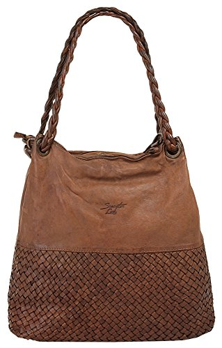 f49427d50586a SAMANTHA LOOK Shopper ECHT LESAMANTHA LOOK Shopper ECHT LEDER cognac ...