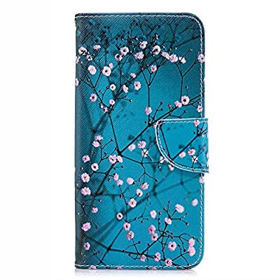 Leather Kickstand Case for LG Stylo 4(2018), Anti Scratch Flip Wallet Case,Magnetic Folio Case Cover for LG Stylo 4