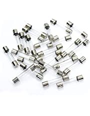 Conext Link AGC-25 Series Nickel AGC Glass Tube Fuse 25 Pack