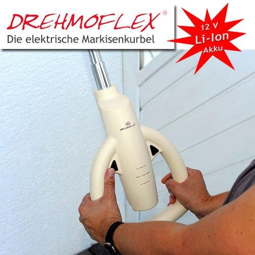 Manivelle Motorise Pour Stores  La Manivelle Drehmoflex AmazonFr