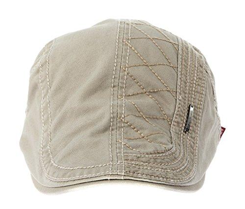 La Vogue-Uomo Cappello Vintage Berretto Cap Cotone  Amazon.it  Abbigliamento cd53b9579611