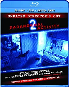 Cover Image for 'Paranormal Activity 2'