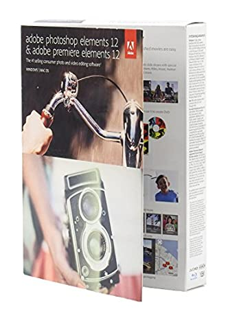 Adobe Photoshop Elements 12 & Adobe Premier Elements 12