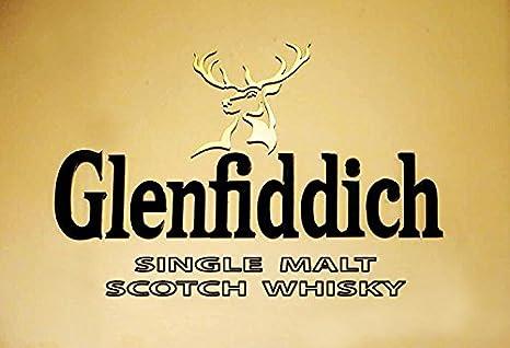 Glenfiddich Single Malt Scotch Whisky golden etikett alkohol ...