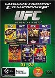 UFC 31-37 DVD Box Set 31 32 33 34 35 36 37 Ultimate Fighting Championship Vol 31-37