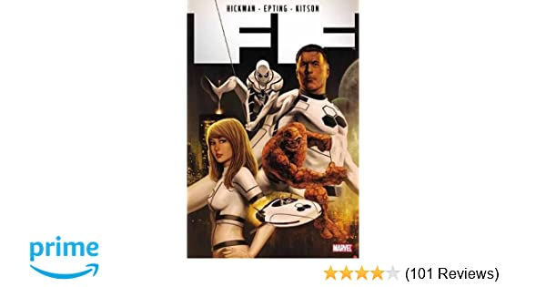 Amazon ff vol 1 9780785151456 jonathan hickman steve amazon ff vol 1 9780785151456 jonathan hickman steve epting barry kitson books fandeluxe Choice Image