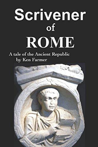 Scrivener of Rome: A tale of the Ancient Republic pdf epub
