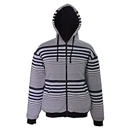 Simplicity Fashion Button Up Hoodie with Handwarmer Pockets