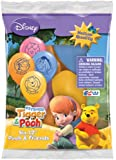 "Disney Pooh and Friends 12"" Assorted Color Balloons"