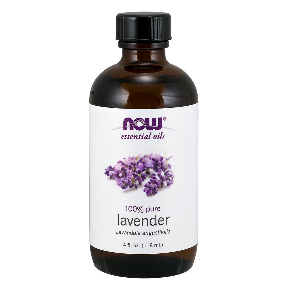 NOW Essential Oils, Lavender Oil, 2-Ounce NOW Foods 7492